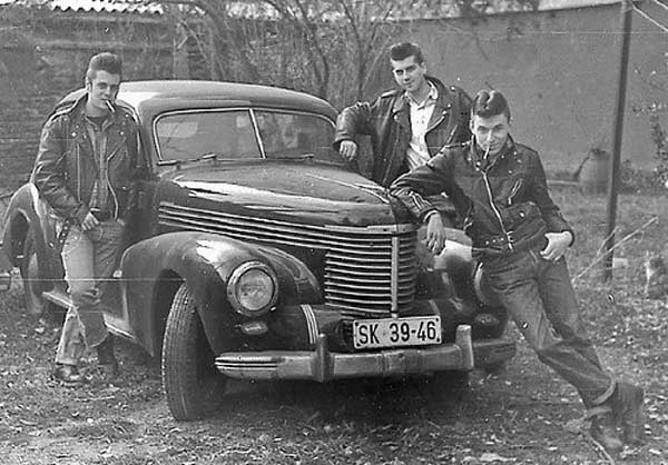 1950's Greasers