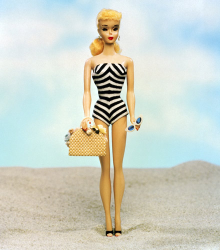 Barbie Millicent Roberts -1959