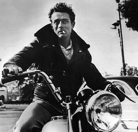 The rebel without a cause - Dreamy James Dean